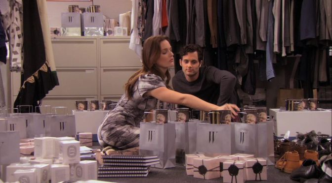 Gossip Girl S04E13 (Damien Darko)