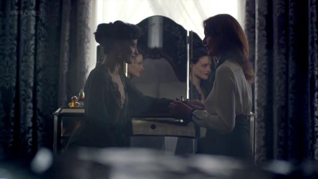 Sherlock S02E01 (A Scandal in Belgravia)