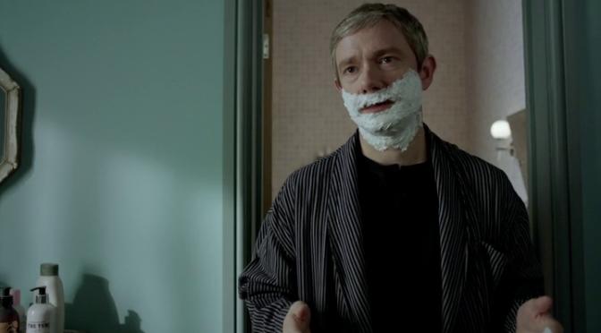 Sherlock S03E01 (The Empty Hearse)