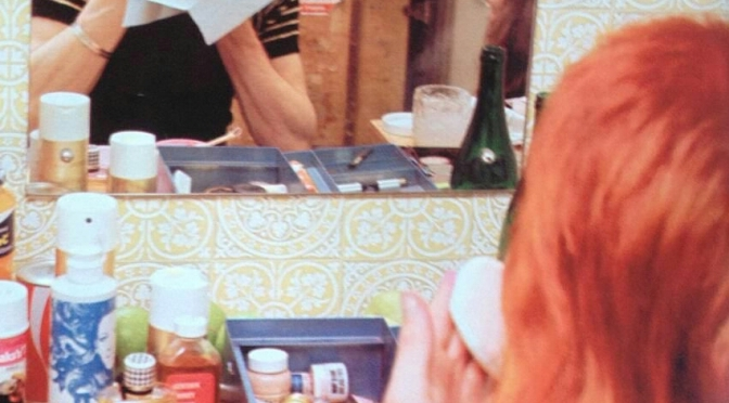 David Bowie's Dressing Table