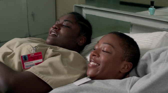 Orange Is The New Black S02E04 (A Whole Other Hole)