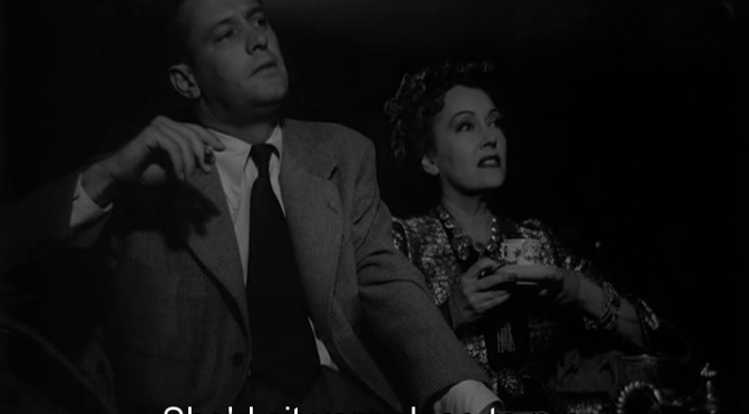 Sunset Boulevard (1950): Caron <i>Narcisse Noir</i> Mystery (Almost) Solved!