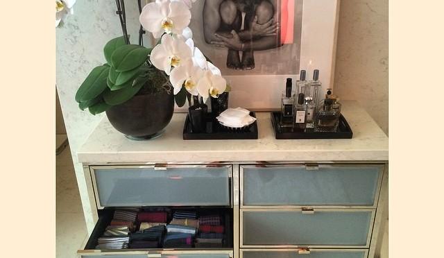 Giancarlo Giammetti's Dresser