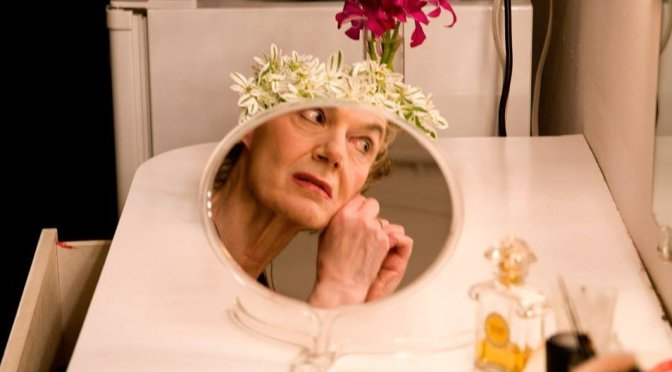 Marian Seldes' Dressing Table