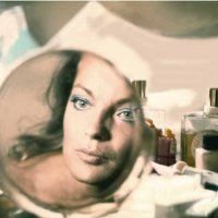 Romy Schneider's Dressing Table