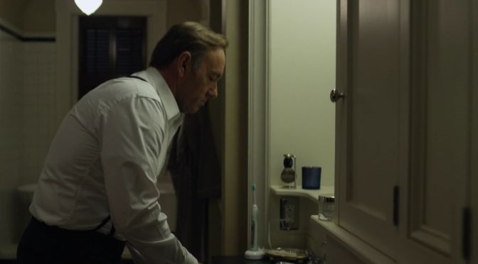 House of Cards S01E01 (Chapter 1)