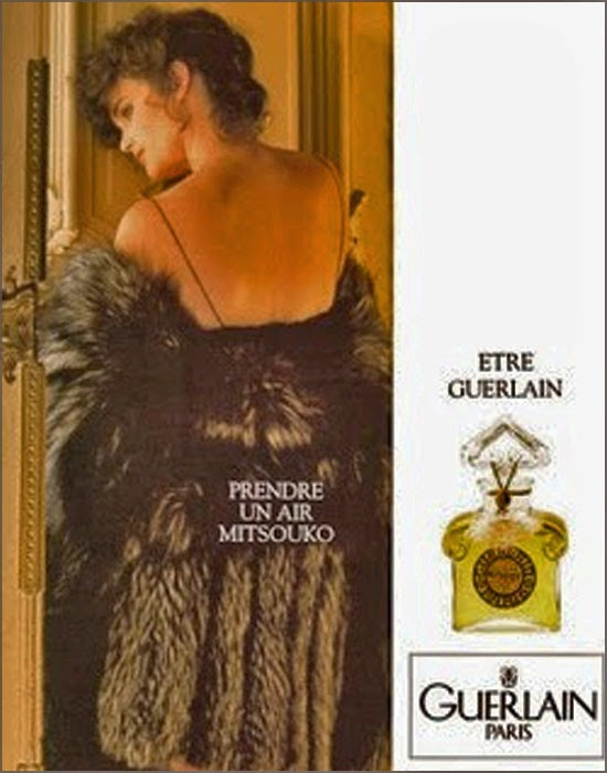 Mitsouko Guerlain ad Perfume Bighouse