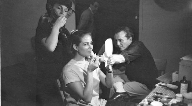 Claudia Cardinale's Dressing Table