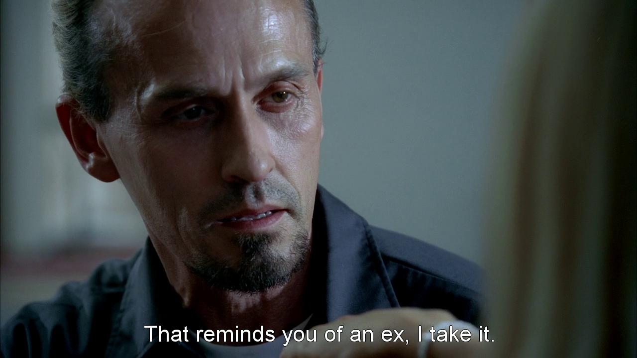 Prison Break S02E06 (S...T Bag Prison Break Quotes