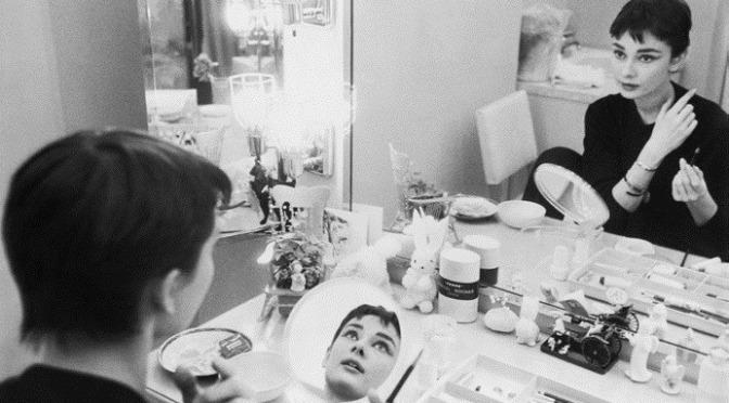 Audrey Hepburn's Dressing Room