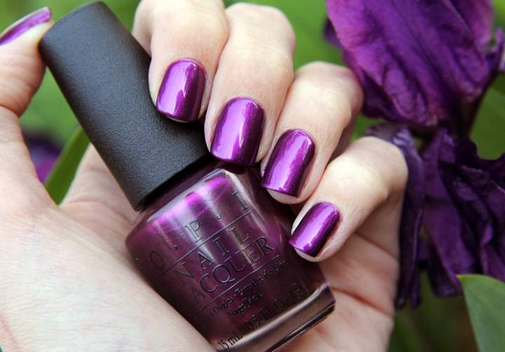 opi_purplenailpolish_bornunicorn