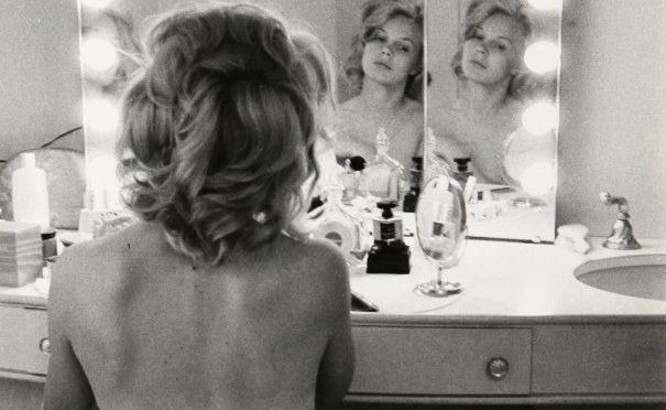 Carroll Baker's Dressing Table