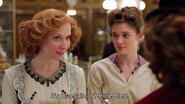 Mr Selfridge S02E01