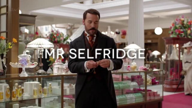 Mr Selfridge S02 Opening Credits
