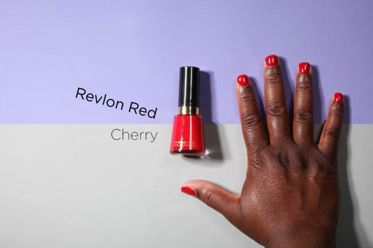 revlon_cherryrednailpolish_bornunicorn