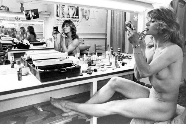 Marilyn chambers up and coming