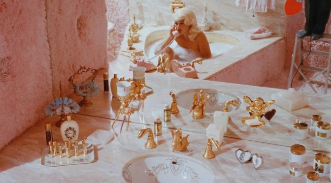 Jayne Mansfield's Bathroom