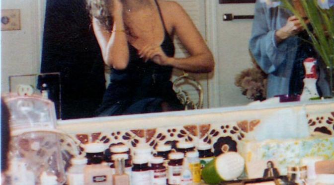 Stevie Nicks' Dressing Table