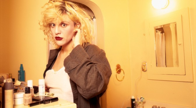 Courtney Love's Bathroom