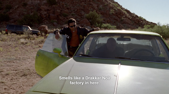 Breaking Bad S01E03 (…And the Bag's in the River)