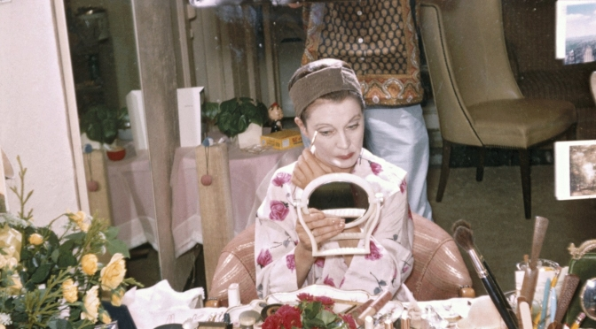 Vivien Leigh's Dressing Table