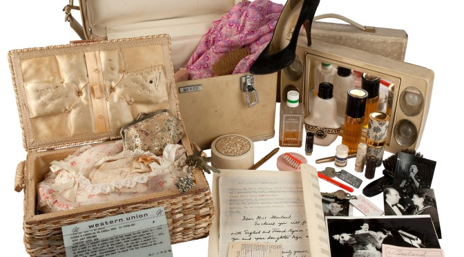 Judy Garland's Make-Up Case