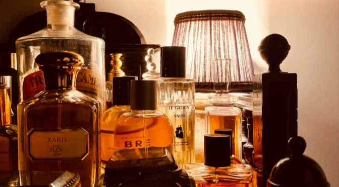 Alessandro Michele's Perfume Collection