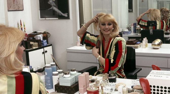 Raffaella Carrà's Dressing Room
