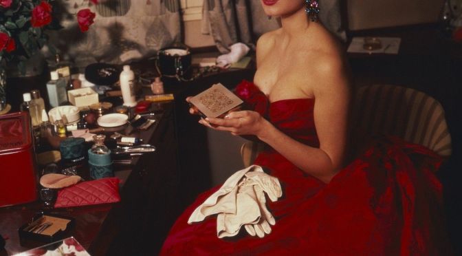 Brigitte Bardot's Dressing Table