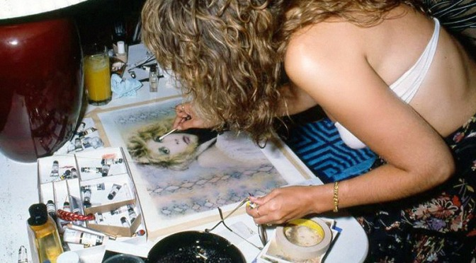 Stevie Nicks' Tables
