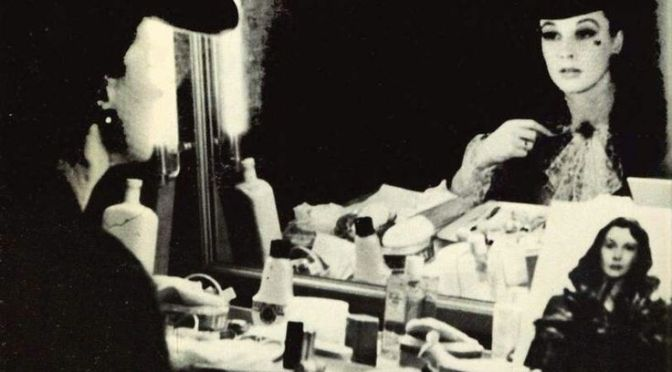 Vivien Leigh's Dressing Room
